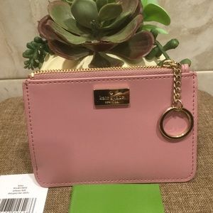 Kate Spade bitsy arbour hill Card Case NEW